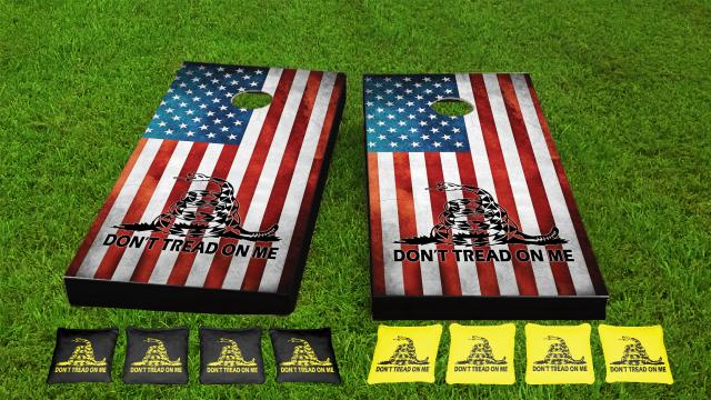 Don't Tread On Me Game Set