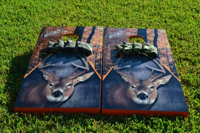 Hunting Deer Buck Themed Bundle Kit