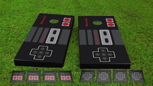 Nintendo Themed Game Set