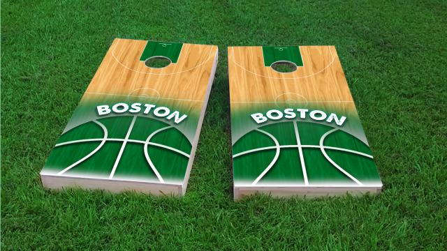 Basketball Boston