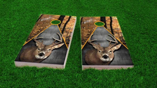 Deer Hunting Theme