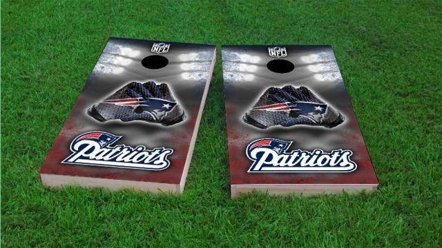 NFL Gloves (New England Patriots) Theme