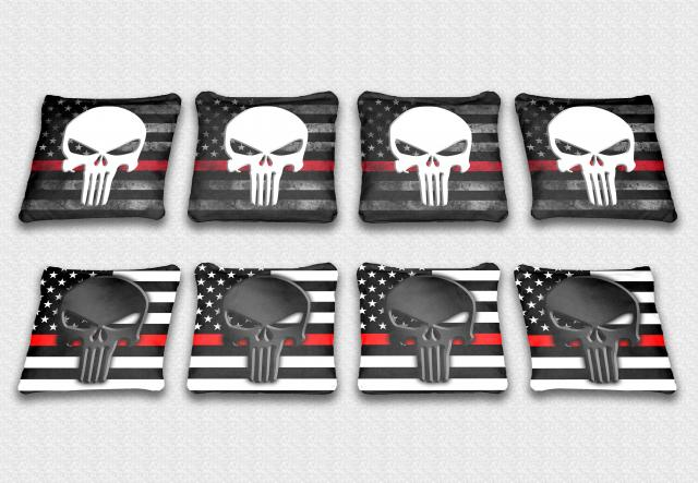 Punisher Thin Red Line
