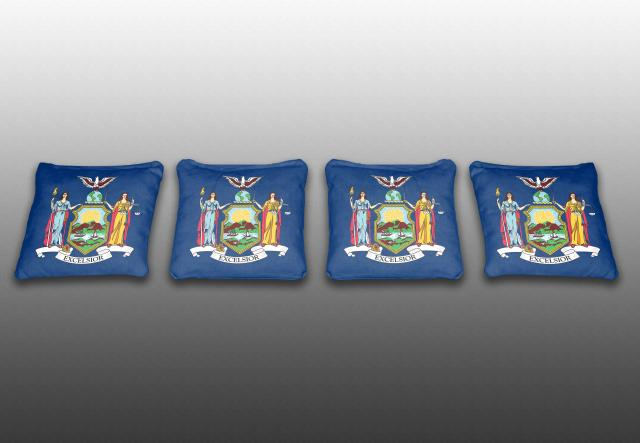 New York State Flag Specialty Bags