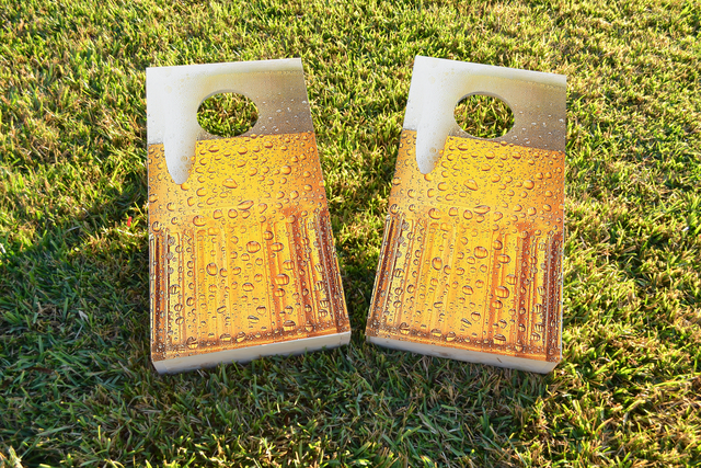 Bubbly Beer Mug