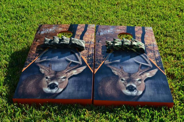 Hunting Deer Buck Themed Bundle Kit