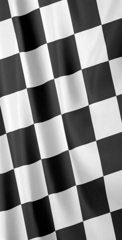 Full Size Checkered Flag
