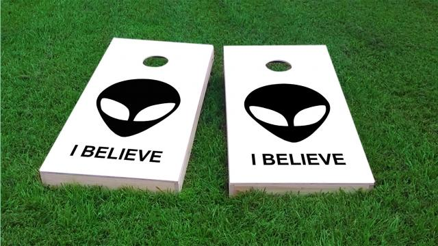 Aliens - I believe