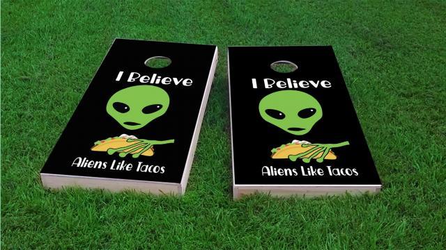 Aliens Like Tacos