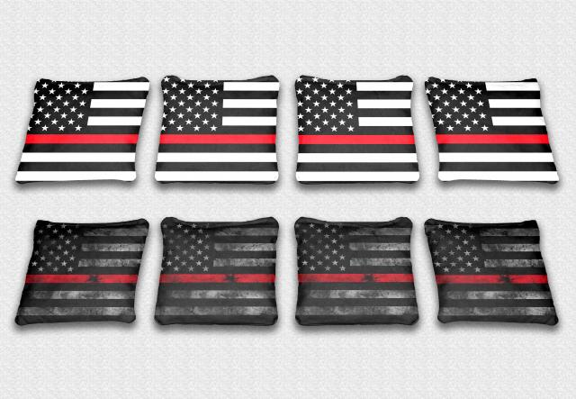 American Flag Thin Red Line