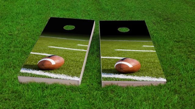 Football Field w/Ball
