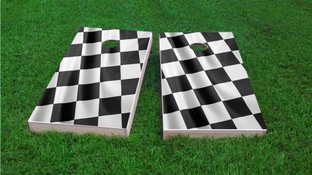 Full Size Checkered Flag