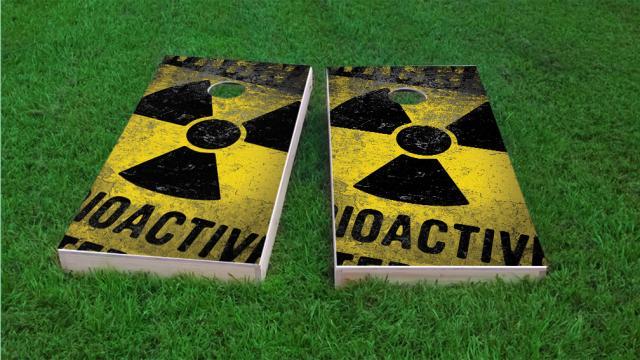 Radioactive / Nuclear Waste
