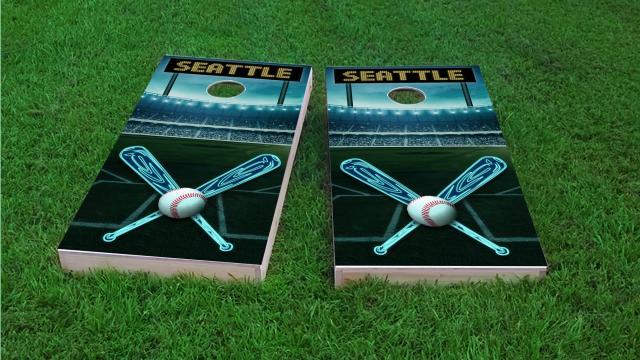Seattle Baseball Themed