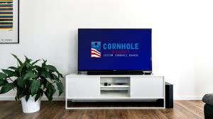 Did You Hear? Custom Cornhole Boards Inc. is Famous!